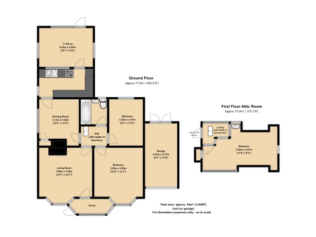 Kent Based Floor Plans For Residential And Commercial Properties